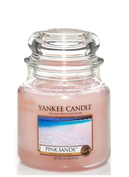 Yankee Candle Yankee Candle Pink Sands Medium Jar