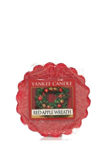 Yankee Candle Red Apple Wreath Tart