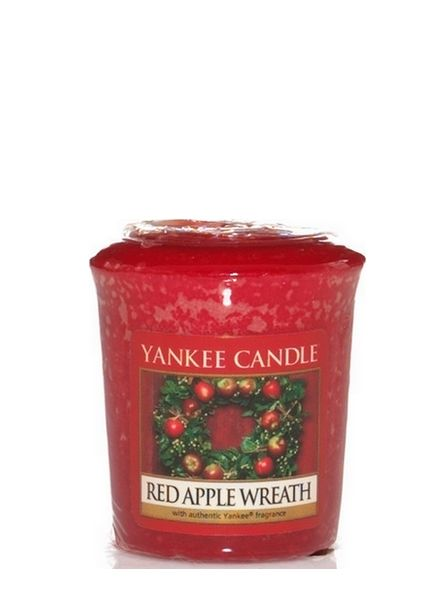 Yankee Candle Red Apple Wreath Votive