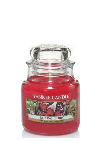 Yankee Candle Yankee Candle Red Raspberry Small Jar