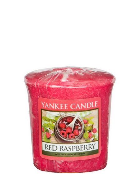 Yankee Candle Yankee Candle Red Raspberry Votive
