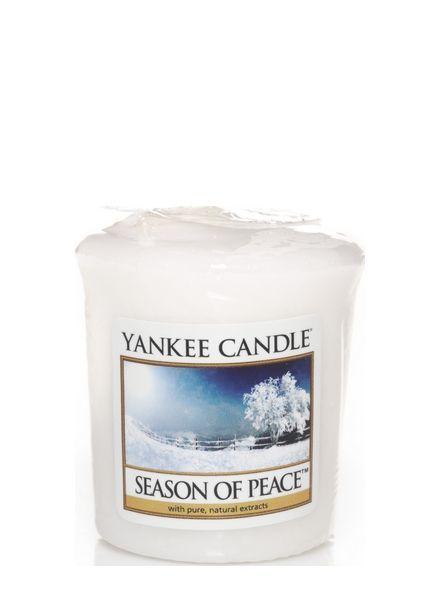 Season Of Peace Votive