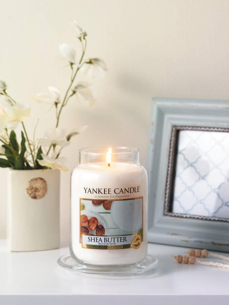Yankee Candle Yanke Candle Shea Butter Large Jar
