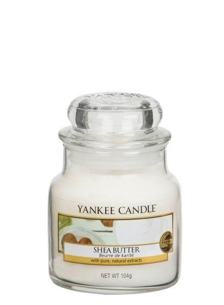Yankee Candle Shea Butter Small Jar