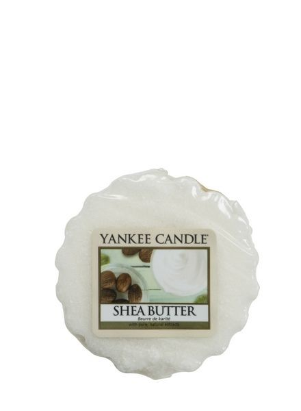 Yankee Candle Shea Butter Tart