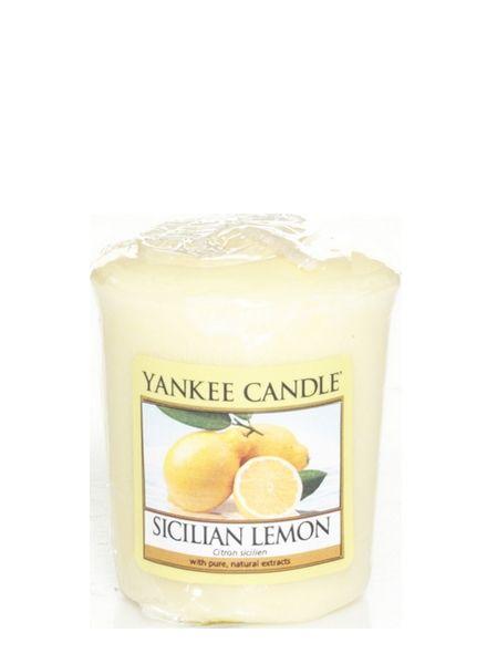 Yankee Candle Sicilian Lemon Votive