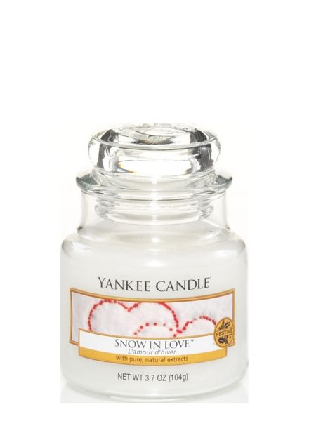 Yankee Candle Yankee Candle Snow In Love Small Jar