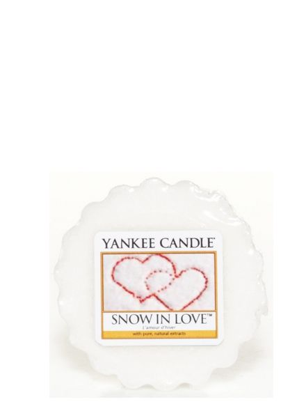Yankee Candle Yankee Candle Snow In Love Tart