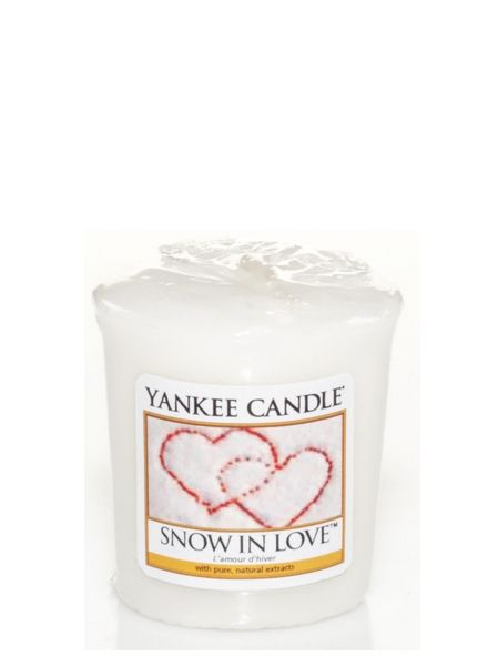 Yankee Candle Yankee Candle Snow In Love Votive