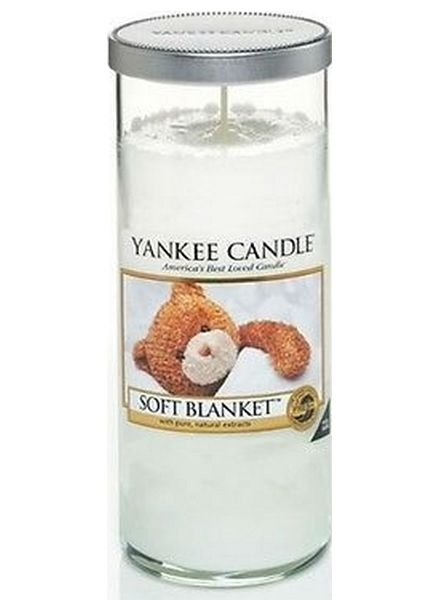Yankee Candle Soft Blanket Large Pillar