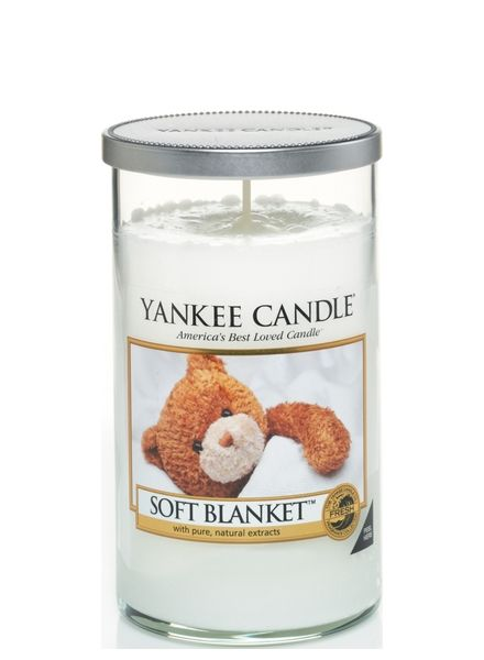 Yankee Candle Yankee Candle Soft Blanket Medium Pillar