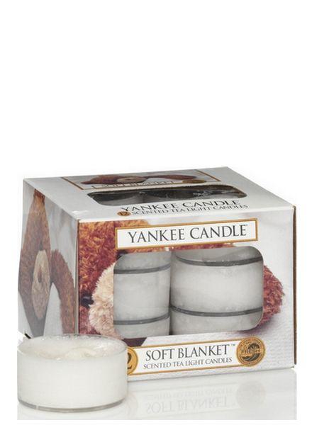 Yankee Candle Yankee Candle Soft Blanket Theelichten