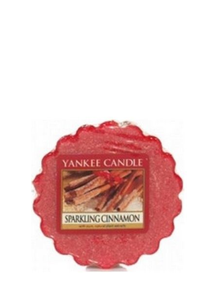 Yankee Candle Sparkling Cinnamon Tart