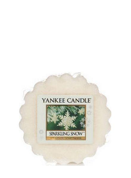 Yankee Candle Sparkling Snow Tart