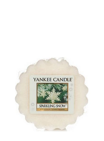Yankee Candle Yankee Candle Sparkling Snow Tart