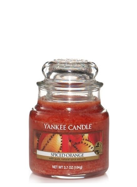 Yankee Candle Yankee Candle Spiced Orange Small Jar