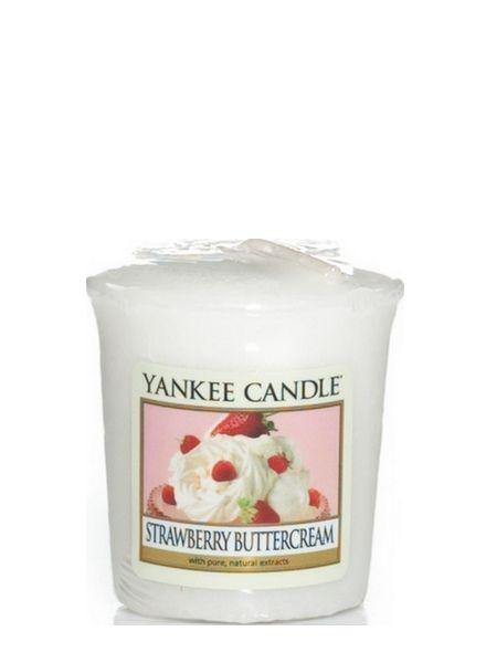 Yankee Candle Strawberry Buttercream Votive