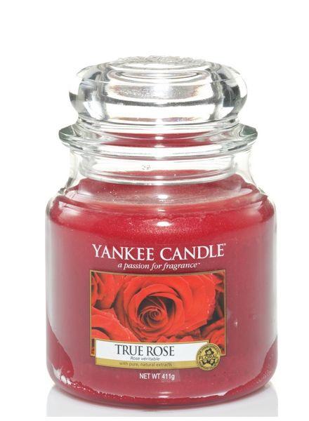 Yankee Candle Yankee Candle True Rose Medium Jar