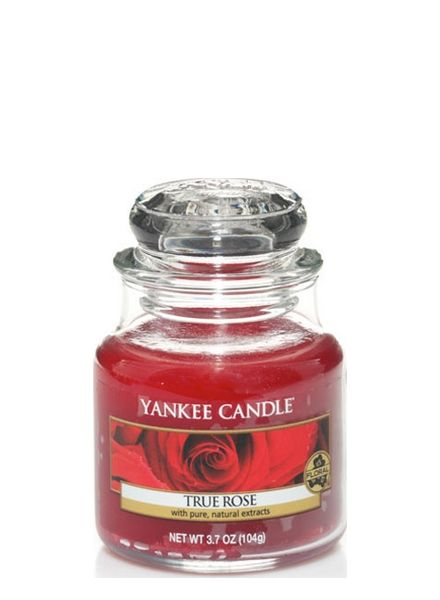 Yankee Candle Yankee Candle True Rose Small Jar