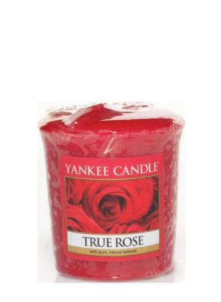 True Rose Votive