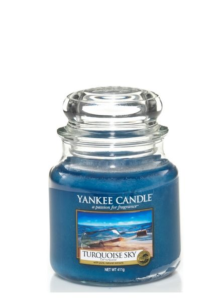 Yankee Candle Yankee Candle Turquoise Sky Small Jar