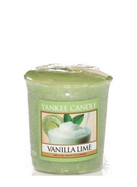 Yankee Candle Yankee Candle Vanilla Lime Votive