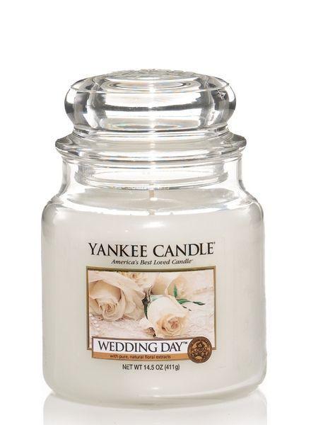 Wedding Day Medium Jar