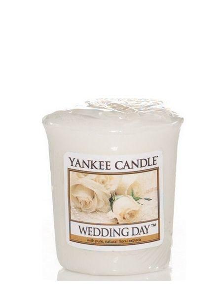 Wedding Day Votive