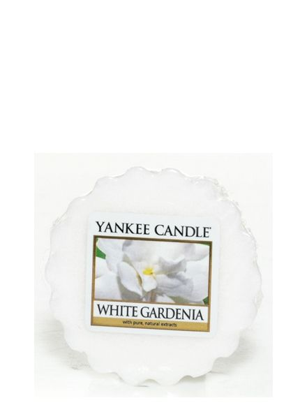Yankee Candle White Gardenia Tart