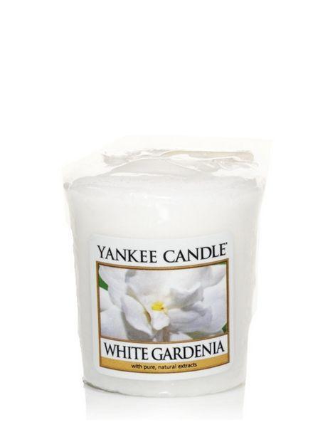 White Gardenia Votive