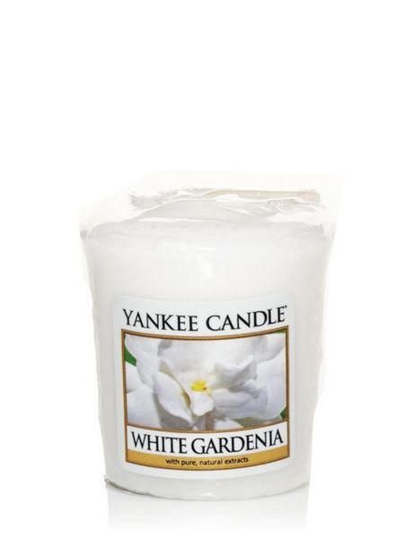 Yankee Candle Yankee Candle White Gardenia Votive