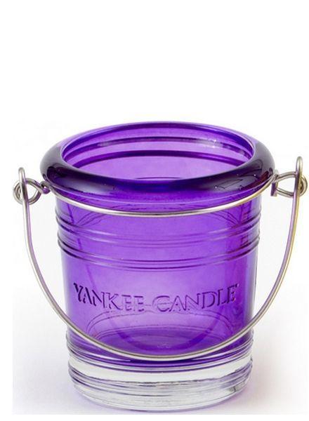 Yankee Candle Votivehouder Bucket Paars