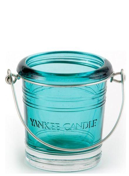 Yankee Candle Votivehouder Bucket Blauw