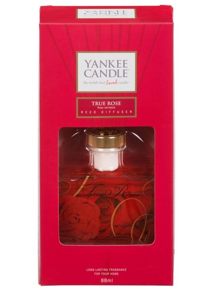 Yankee Candle Reed Diffuser True Rose