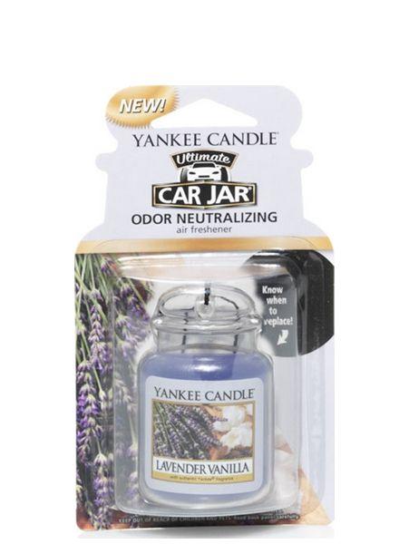 Car Jar Ultimate Lavender Vanilla