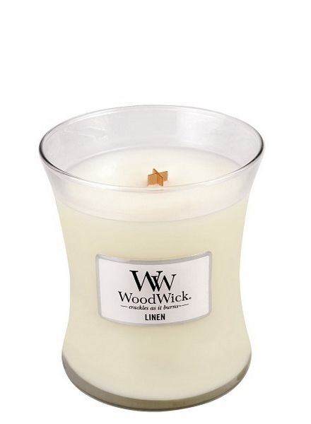 Woodwick WoodWick Medium Linen