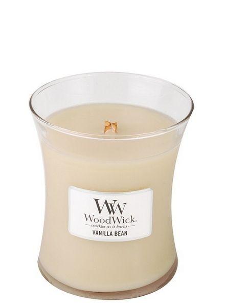 Woodwick WoodWick Medium Vanilla Bean