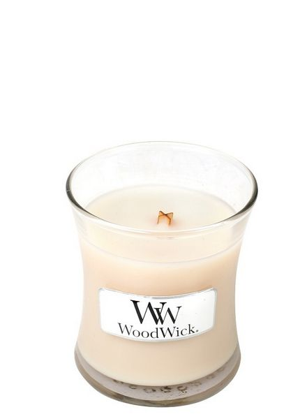 Woodwick WoodWick Mini Vanilla Bean