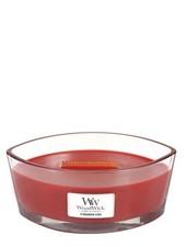 Woodwick Ellipse Cinnamon Chai