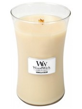 Woodwick Large Vanilla Bean