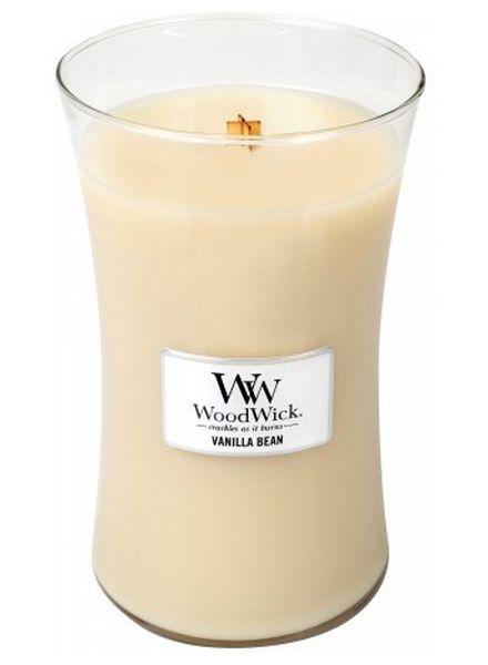 Woodwick WoodWick Large Vanilla Bean