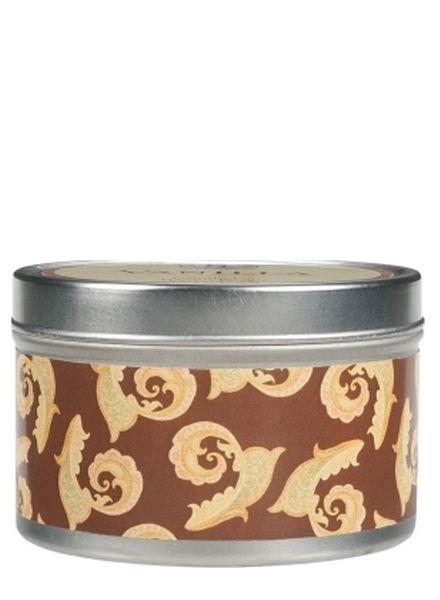 Greenleaf Candle Tin Vanilla