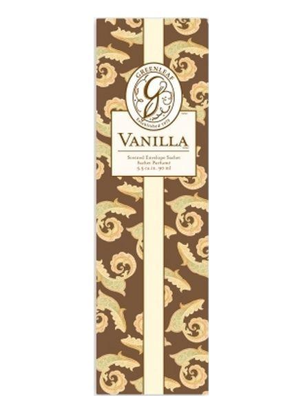 Geurzakje klein Vanilla
