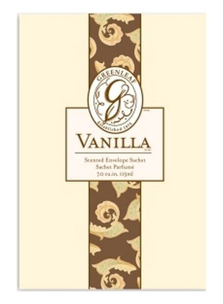 Greenleaf Geurzakje groot Vanilla