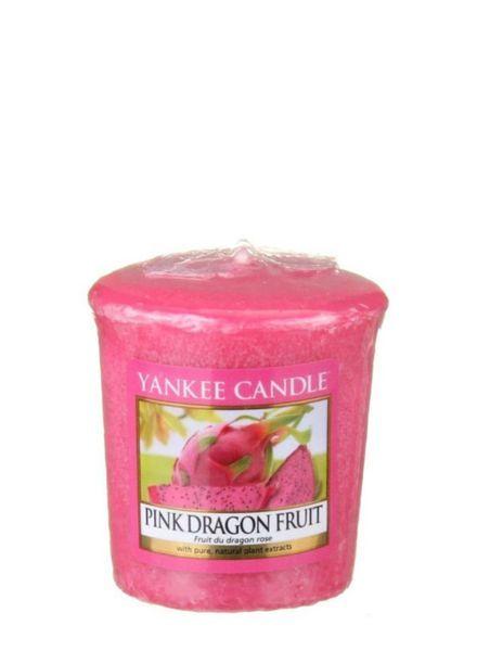 Pink Dragon Fruit Votive