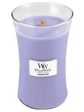 Woodwick Large Lavender Spa