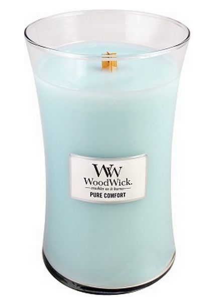 Woodwick Large Pure Comfort