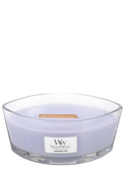 Woodwick Ellipse Lavender Spa