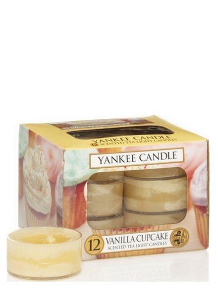 Yankee Candle Vanilla Cupcake Theelichten