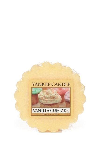 Vanilla Cupcake Tart